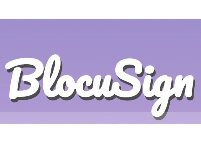 blocusign – screenshot 1
