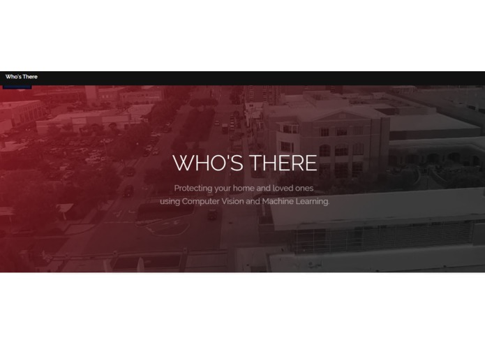 WhosThere – screenshot 2