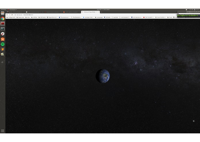 SpaceLapse – screenshot 1