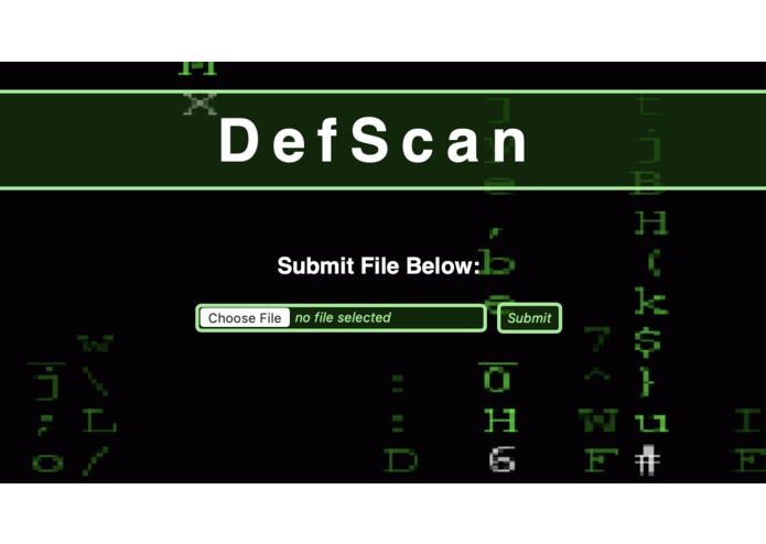 DefScan – screenshot 4