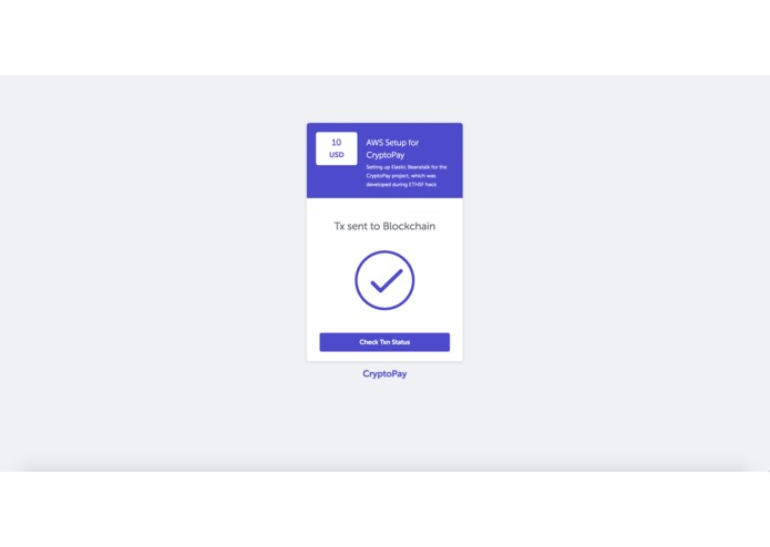 CryptoPay - Anytoken, Anywhere with $DAI – screenshot 5