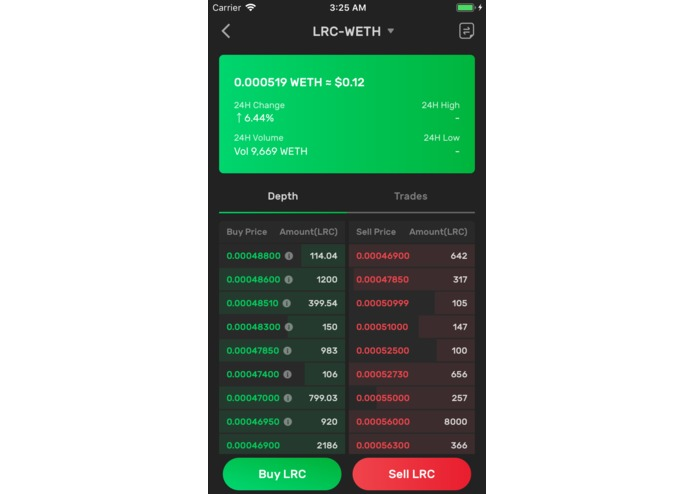 Advanced DEX Trading Tools – screenshot 8