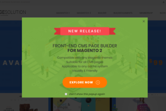 Free Popup for Magento 2