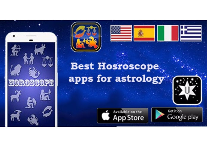 astrology app – screenshot 1