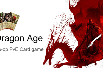 Dragon Age Co-op PvE Card game