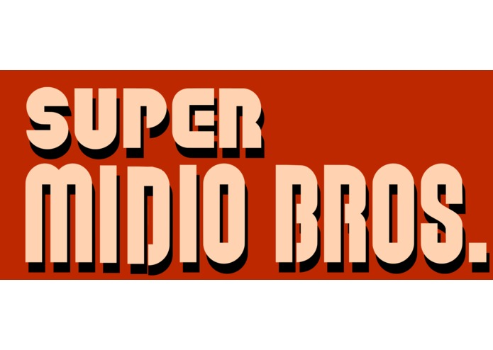 Super MIDIo Bros – screenshot 1