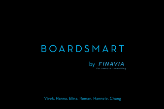 BoardSmart: Airport service that responds to you
