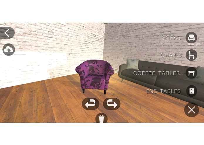 Virtual Rooms – screenshot 2