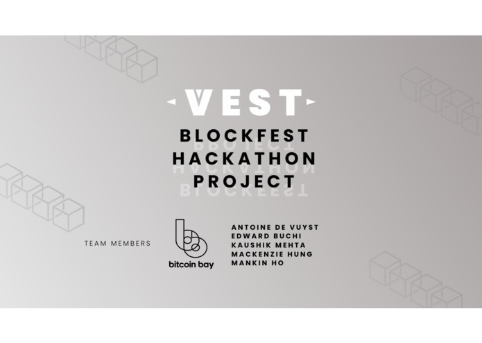 VEST – by Bitcoin Bay Team – screenshot 1