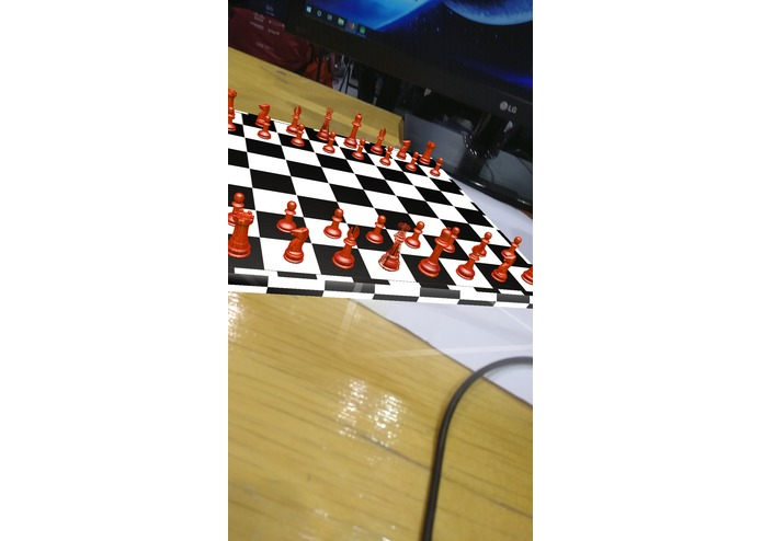 ar-chess – screenshot 1