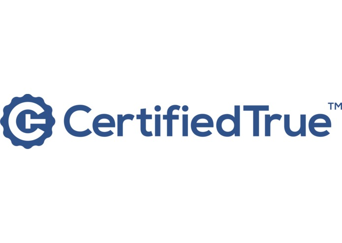 CertifiedTrue and the Certnet Blockchain – screenshot 1
