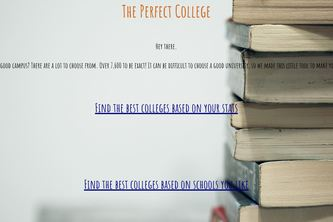 ThePerfectCollege.Net