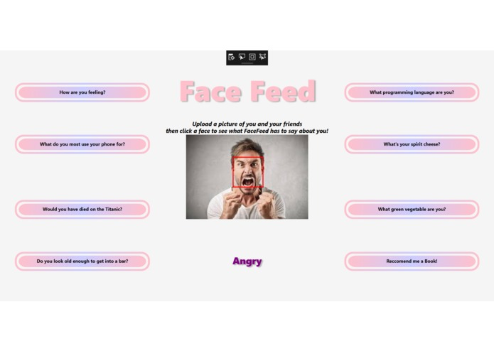 FaceFeed – screenshot 2