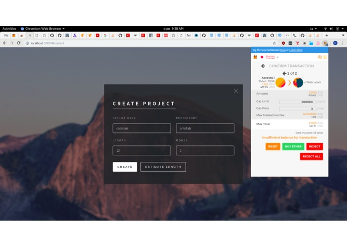 ShipIt – screenshot 1