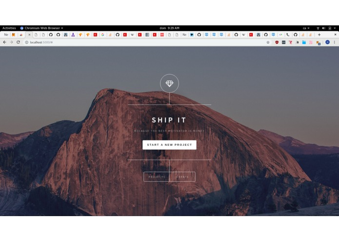 ShipIt – screenshot 2