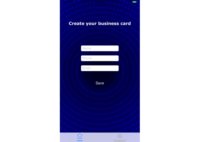 BumpCard – screenshot 1