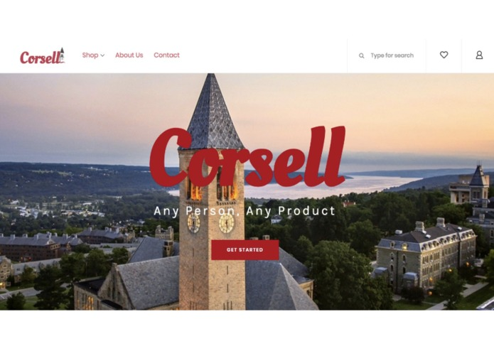 Big Red Store >> Corsell Big Red Store Devpost