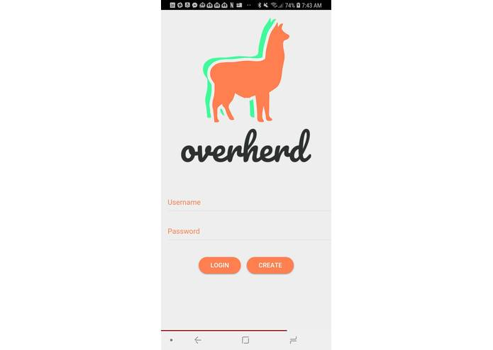 Overherd – screenshot 1