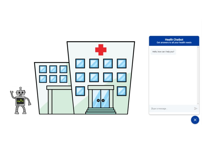 Healthcare Portal Chatbot – screenshot 2