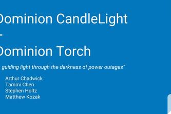Dominion CandleLight and Torch