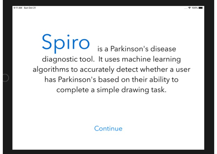 Spiro – screenshot 2