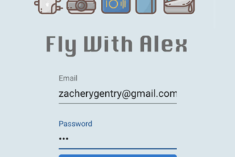 Fly With Alex