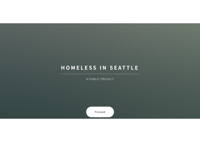 Homeless in Seattle – screenshot 2