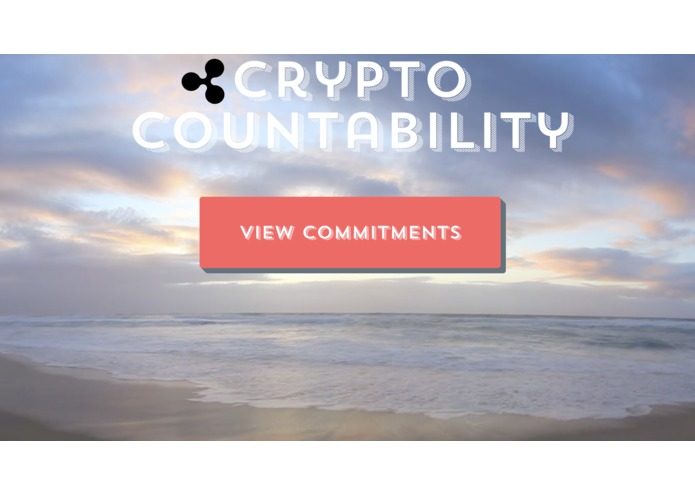 CryptoCountability – screenshot 1