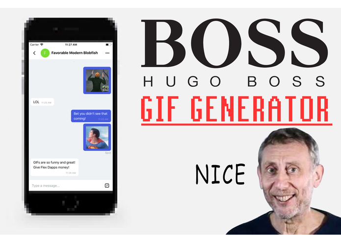 Hugo Boss® Gif Generator – screenshot 1