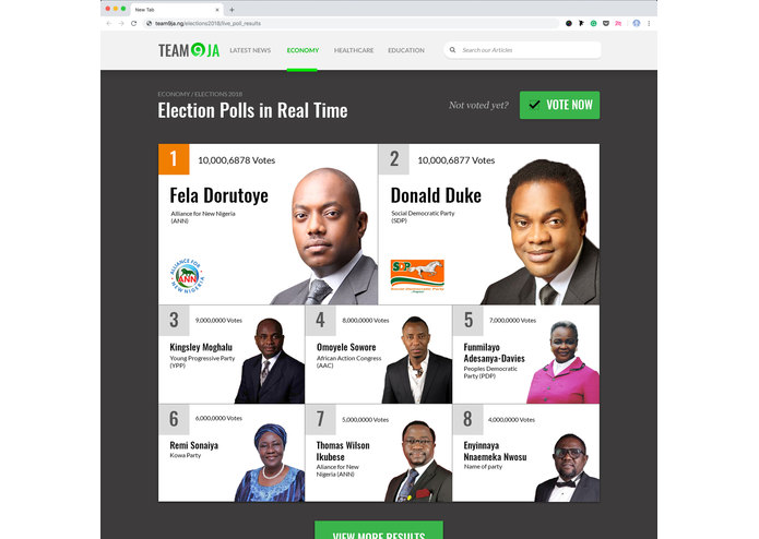 NAIJA RealTime  – screenshot 2