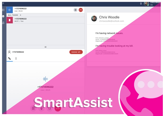 SmartAssist – screenshot 1