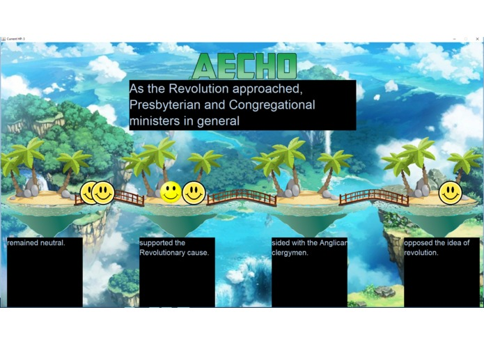 Aecho – screenshot 2