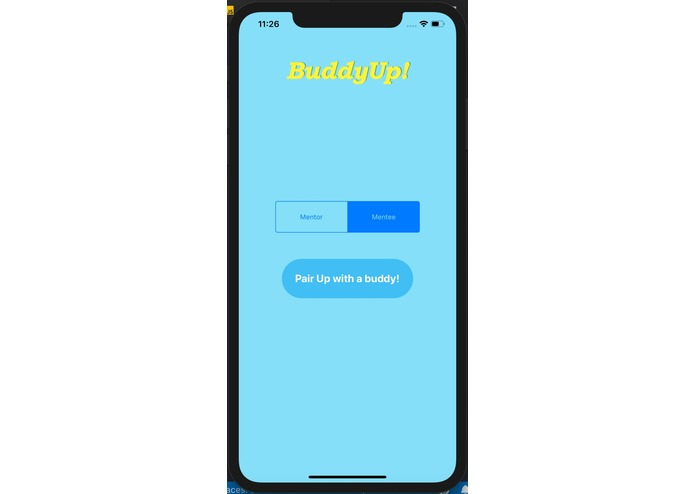 BuddyUp! – screenshot 2