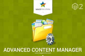Advanced Content Manager Magento 2