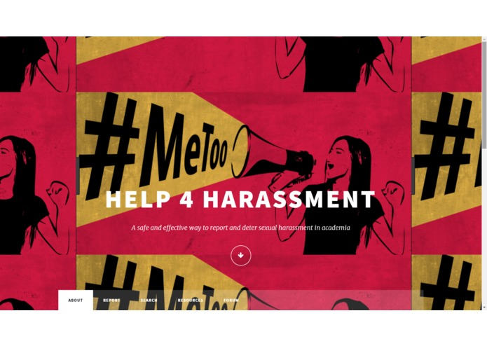 Help 4 Harassment – screenshot 1