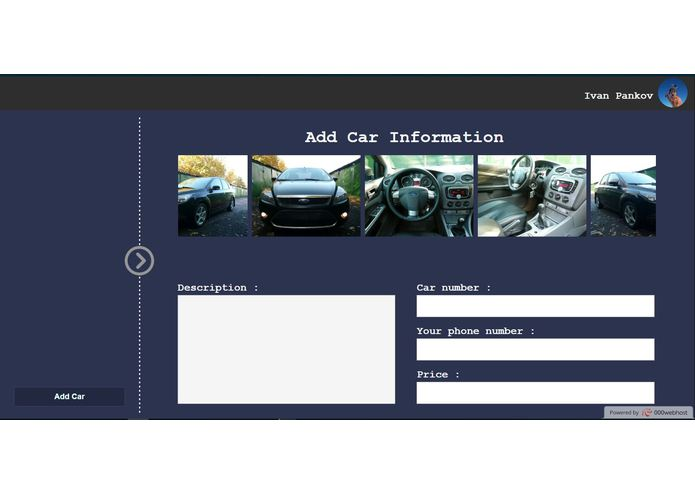 CarChain – screenshot 1