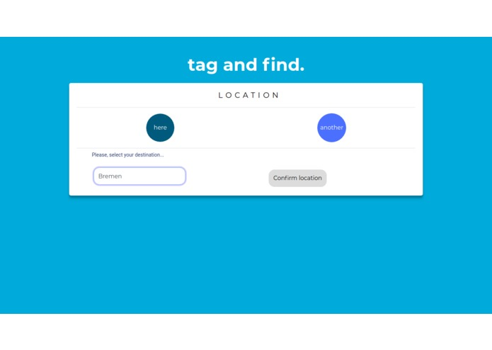 Tag&Find – screenshot 2