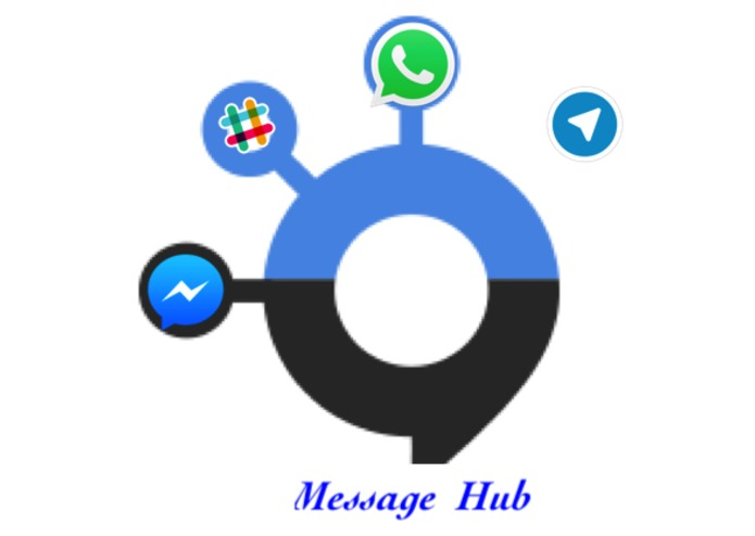 Message Hub – screenshot 1
