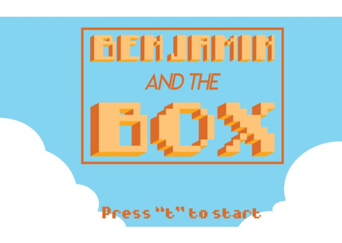 Benjamin and the Box – screenshot 1