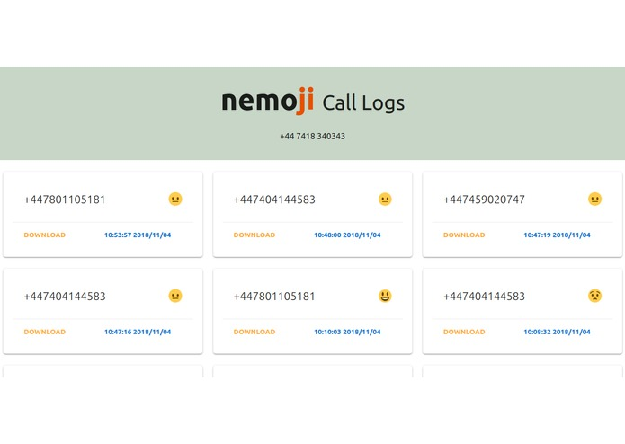 Nemoji – screenshot 1