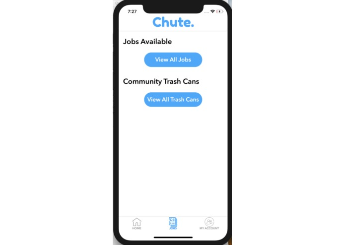 Chute. – screenshot 12