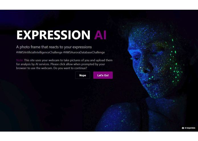 Expression AI – screenshot 2