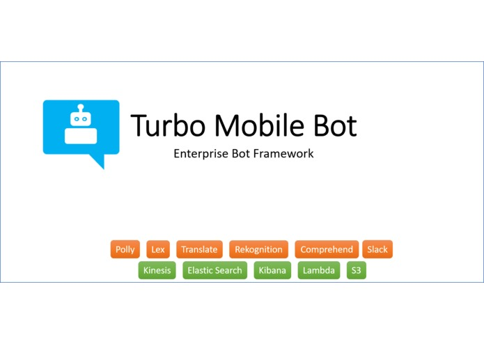 Turbo Mobile Bot - enterprise bot based framework – screenshot 1
