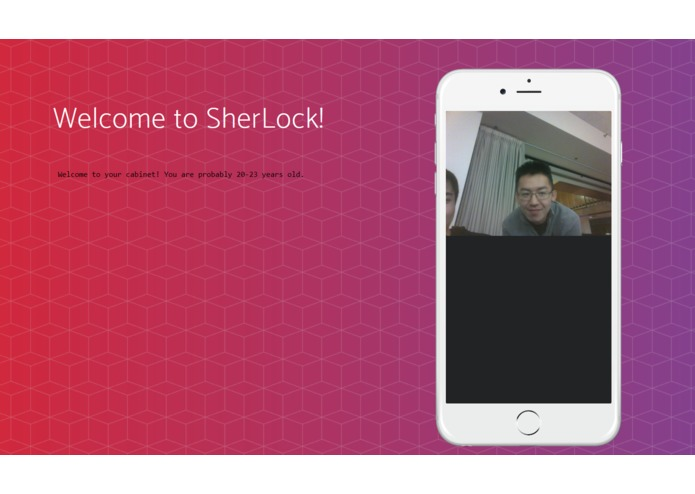 SherLock – screenshot 1