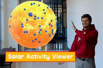 Solar Activity Viewer