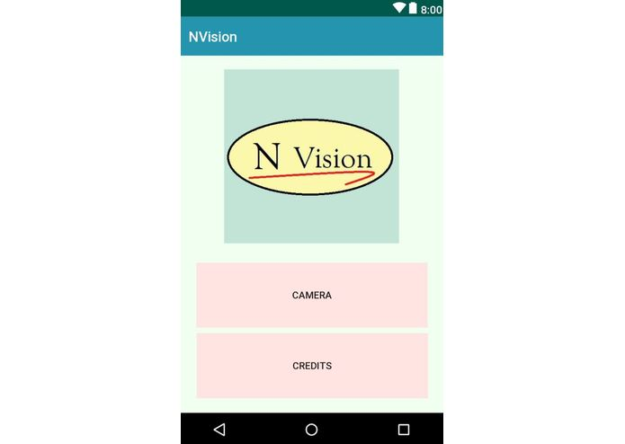 NVision – screenshot 1