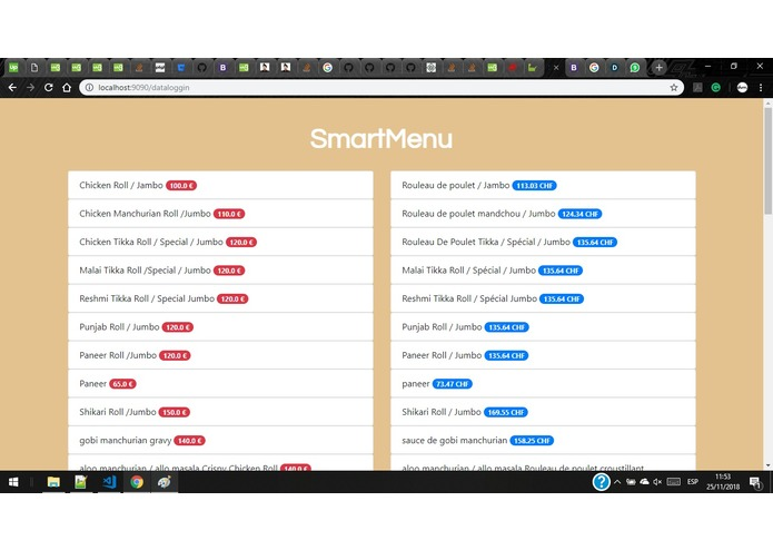 SmartMenu – screenshot 4