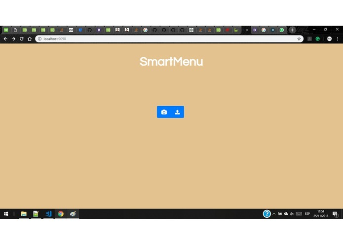 SmartMenu – screenshot 1