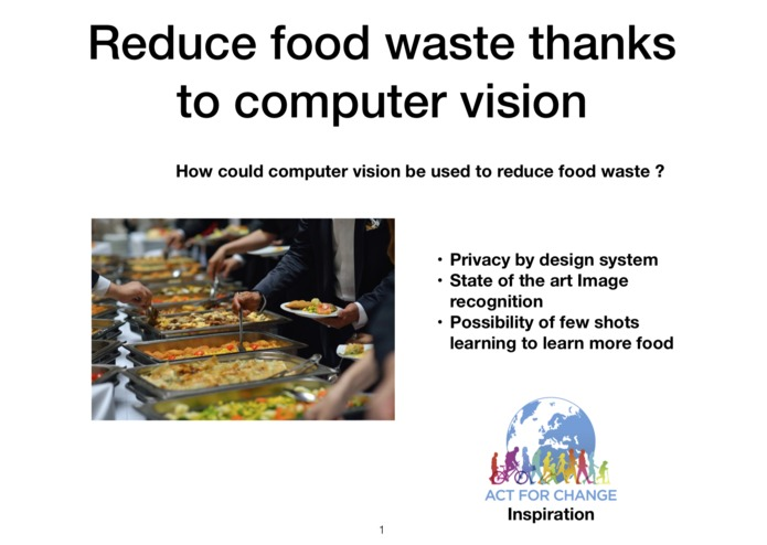 Reducing Food Waste with Hungry Students – screenshot 1