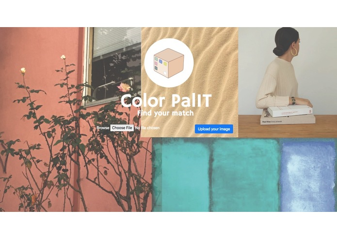 Color Pal-it – screenshot 1